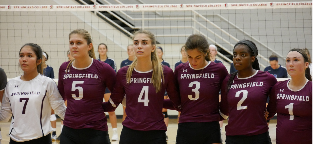 Women's Volleyball Downs Morrisville State To Begin MIT Invitational