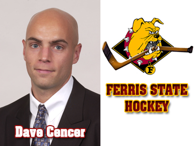Dave Cencer Tabbed As Bulldog Hockey's Strength and Conditioning Coach