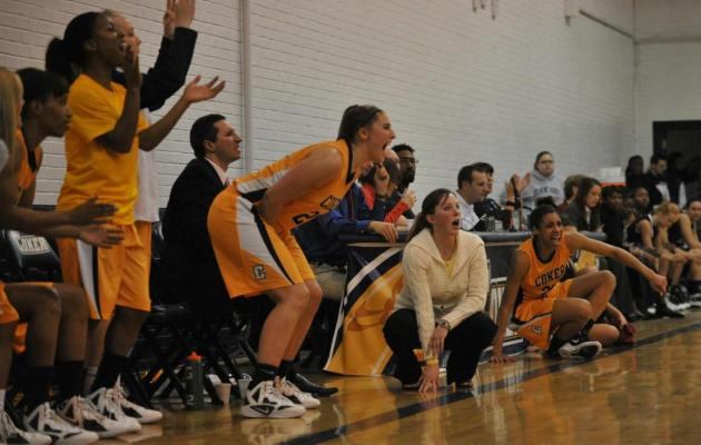 Coker Women's Basketball to Take on Tennessee in 2012-13