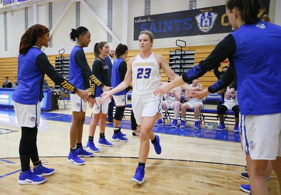 #2 WOMEN'S BASKETBALL READY TO HOST #7 COLBY-SAWYER IN GNAC QUARTERFINALS