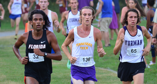 Golden Eagle men place sixth at Western Carolina Invitational