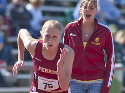 FSU Women's Track Ranked 23rd Nationally