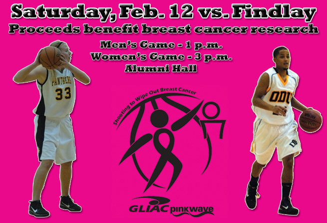 Panthers Team Up to Fight Breast Cancer on Saturday, Feb. 12