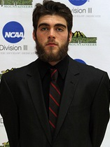 Southern Vermont's Angelo Named NECC Baseball Pitcher of the Week