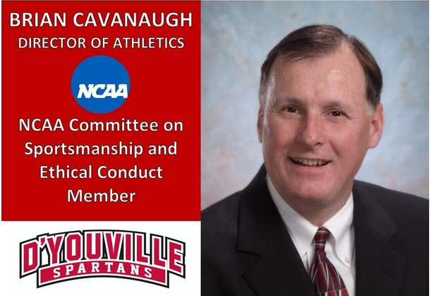 Cavanaugh Selected to NCAA Committee on Sportsmanship and Ethical Conduct