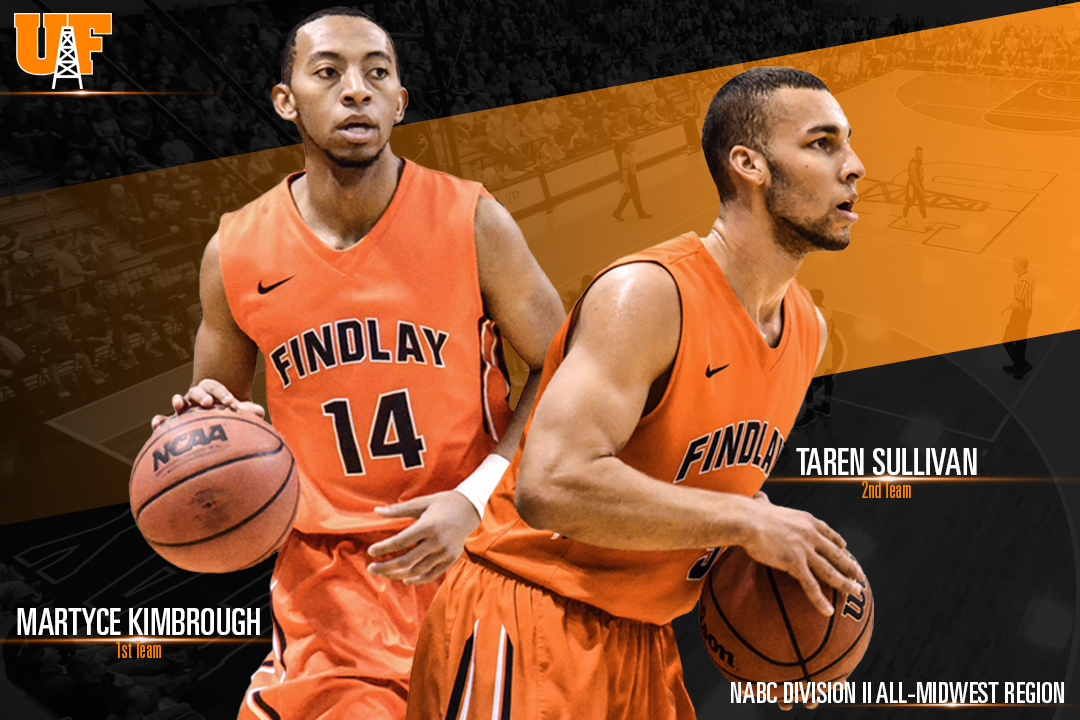 Kimbrough/Sullivan Named All-Region by NABC