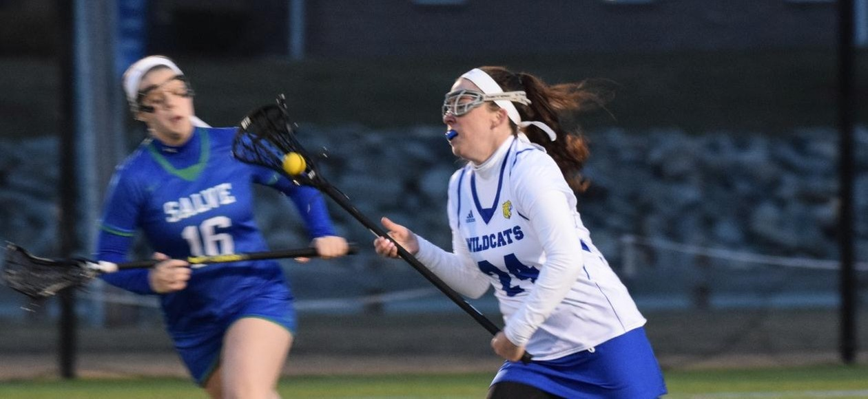 Women's Lacrosse Takes Down Lasell 14-13