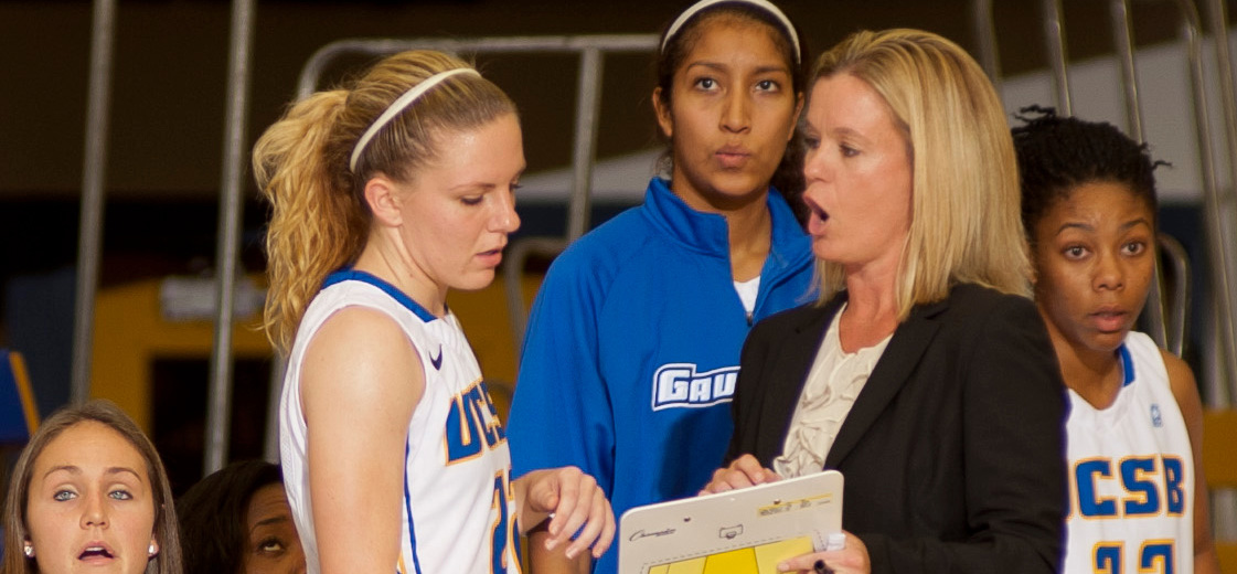 Gauchos Drop Fourth in a Row, 67-52 to Cal Poly