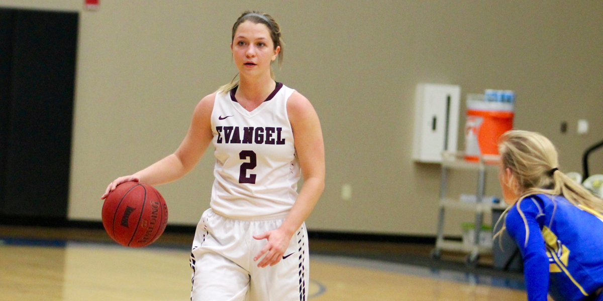 Second Half Rally Pushes Women's Basketball Past Missouri Valley, 60-57