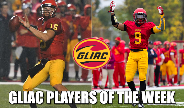 Ferris State Sweeps GLIAC Offensive & Defensive Weekly Awards After Win Over GVSU