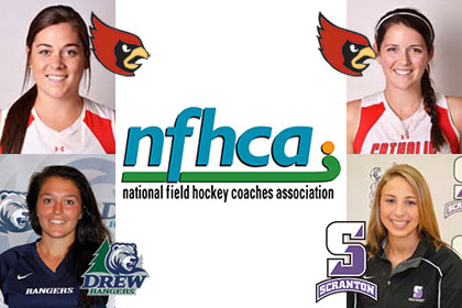 Landmark Places Four on Longstreth/NFHCA Division III AllRegion Teams