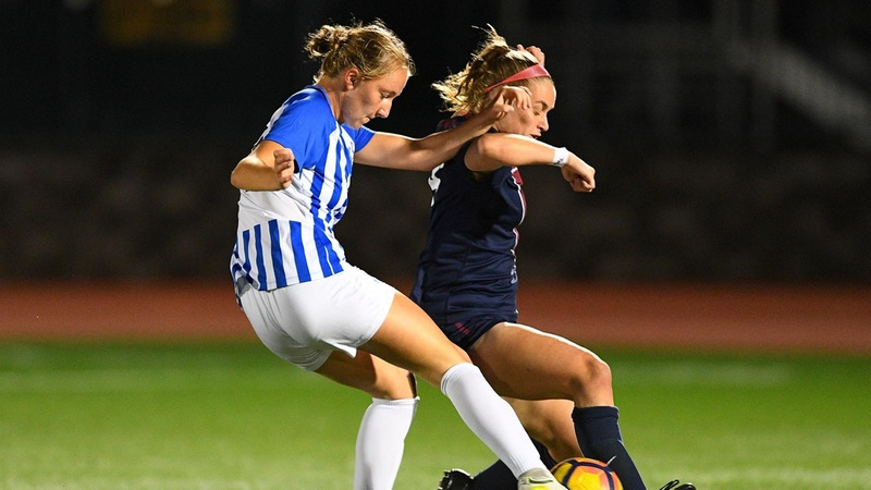Atkinson Scores in 1-0 Victory over Sacred Heart