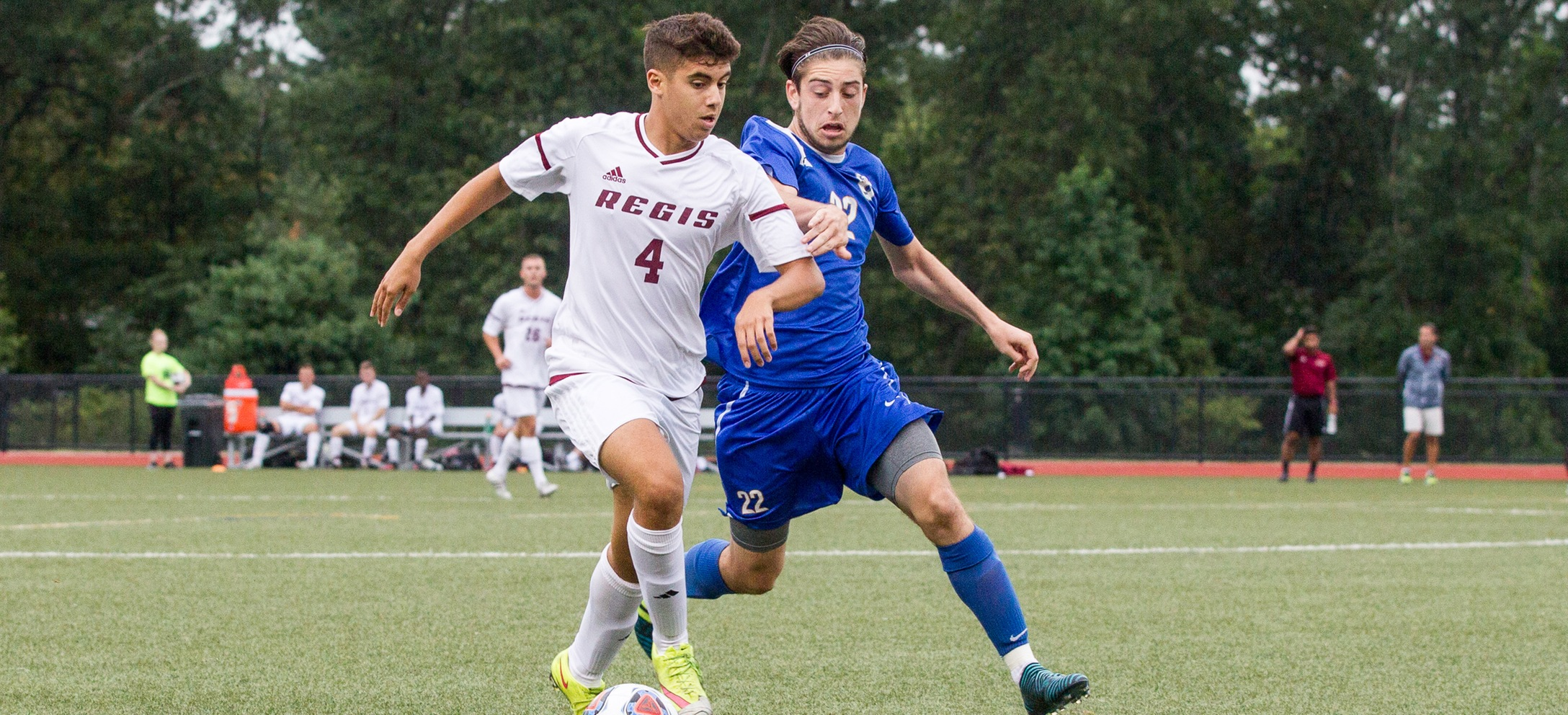 Men's Soccer Nearly Scores Epic Comeback In Loss At Norwich