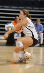 Titans Fall in Three Sets to Open Big West Season