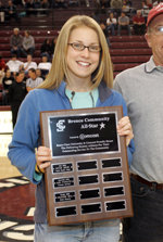 Shannon Bell named October winner of Comcast Community All-Star Award