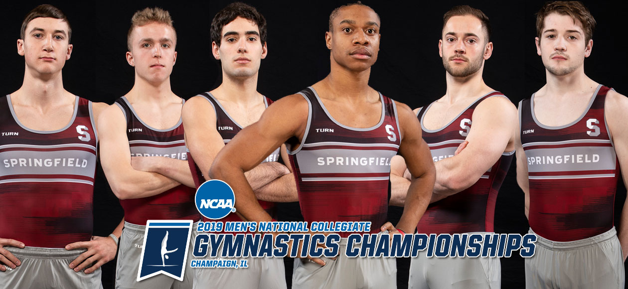 Six Men's Gymnasts Qualify For NCAA National Collegiate Championships