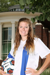 W. Soccer: Kaylee Smith