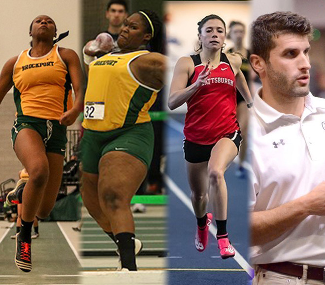 Women's Indoor Track and Field Yearly Awards Announced
