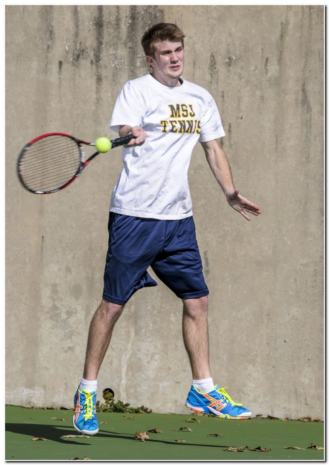 Mount men's tennis team suffers home HCAC loss to Defiance College