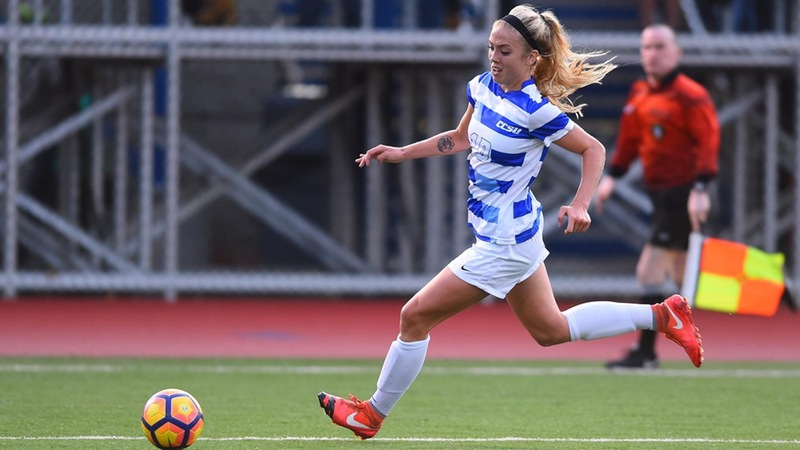 Women's Soccer Wins Season Opener Against Massachusetts