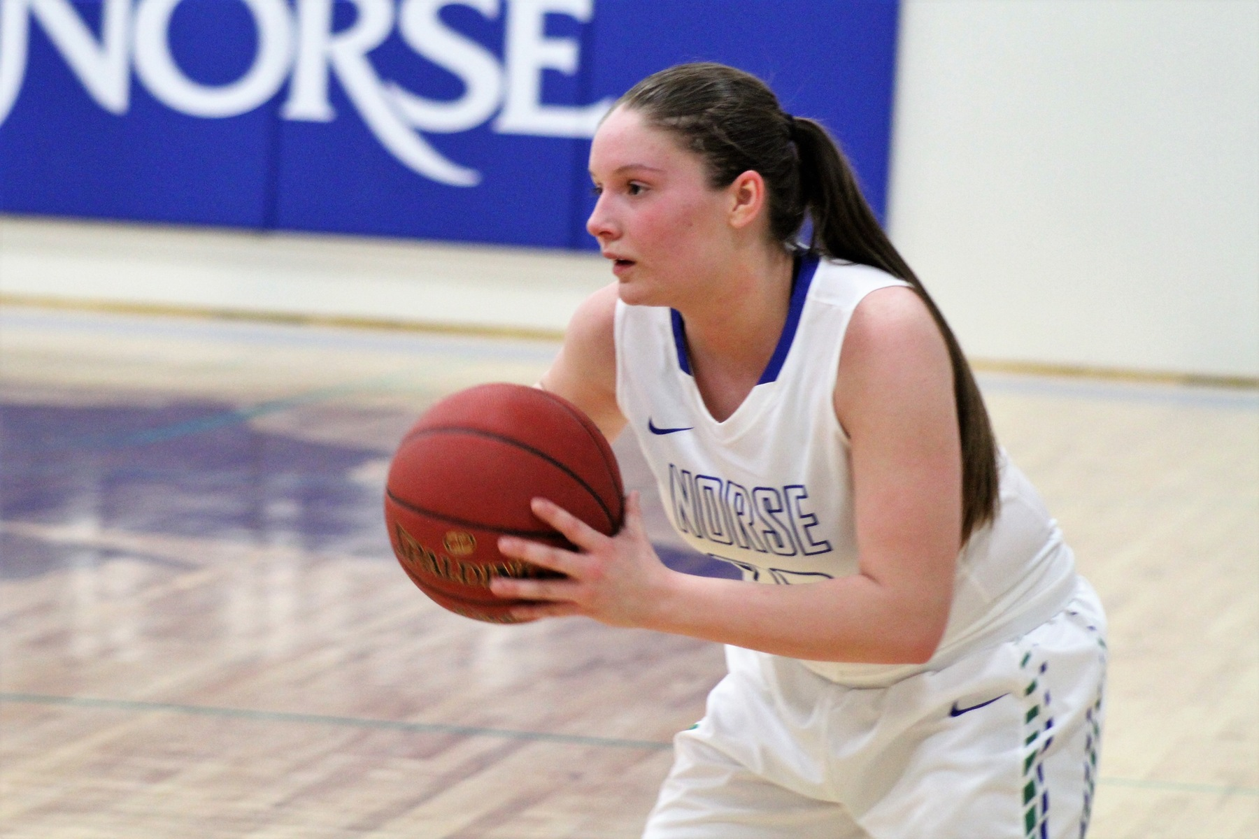 Women's Basketball Rebounds from Saturday's Loss