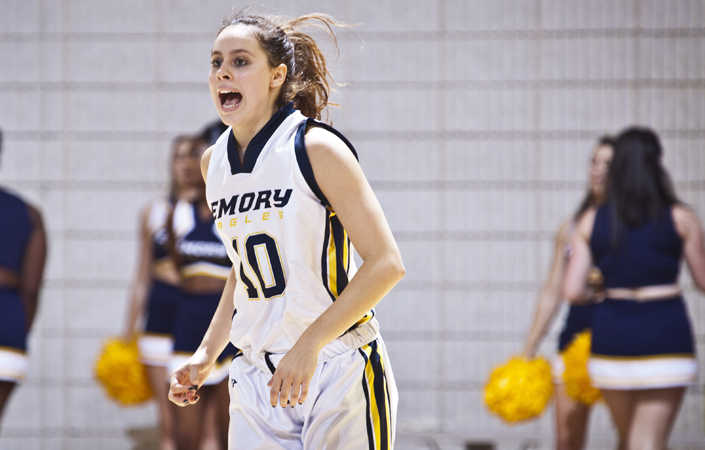 Hannah Lilly Named To Capital One Academic All-District Women's Basketball Team