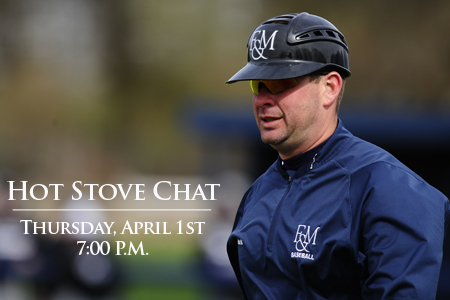 Hot Stove Chat with Coach Taylor