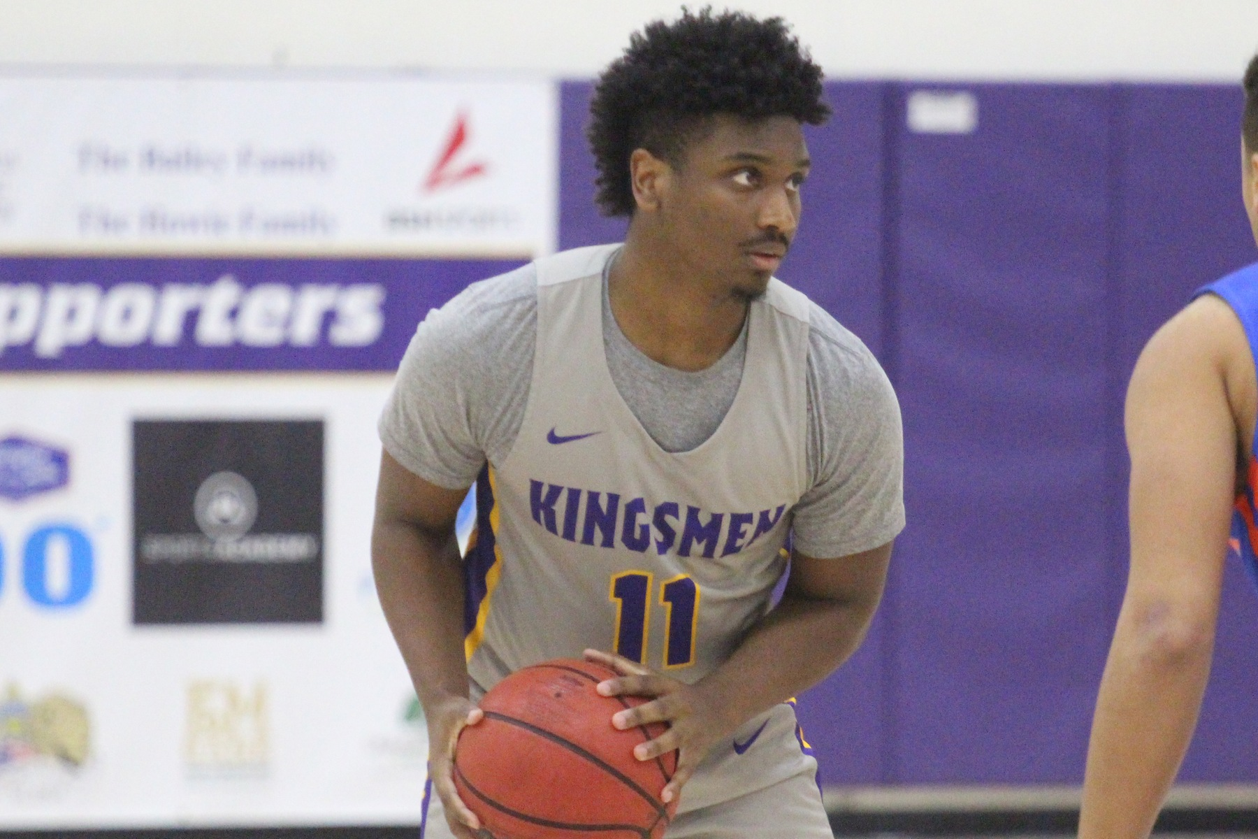 Kingsmen Rout Leopards; Keep Playoff Hopes Alive