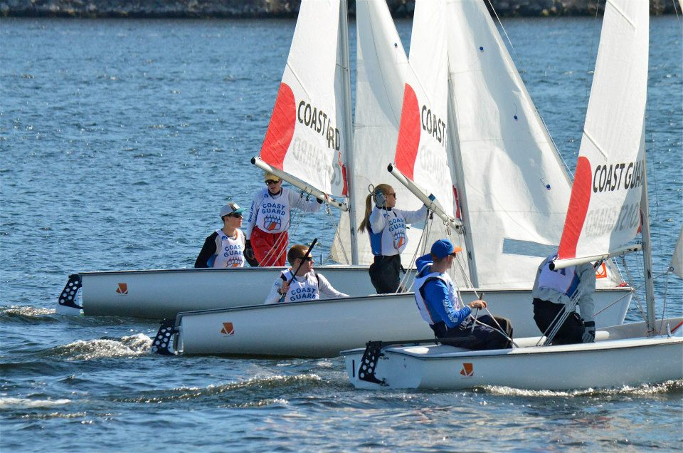 Sailing Wins First Annual Barque Eagle Team Race