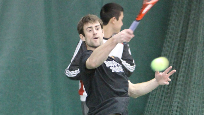 Mickael Sopel was named Head Men's and Women's Tennis Coach.