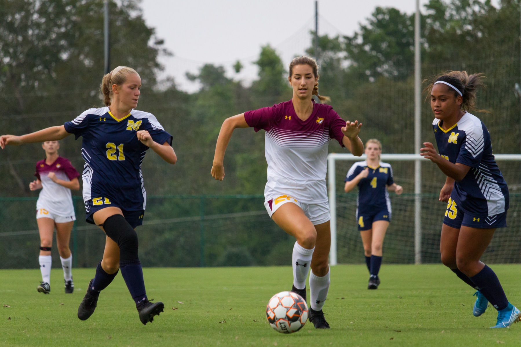 Pearl River women shutout rival Gulf Coast for second time in '19