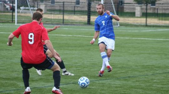 Penalty shot earns a W for CUW booters in season opener