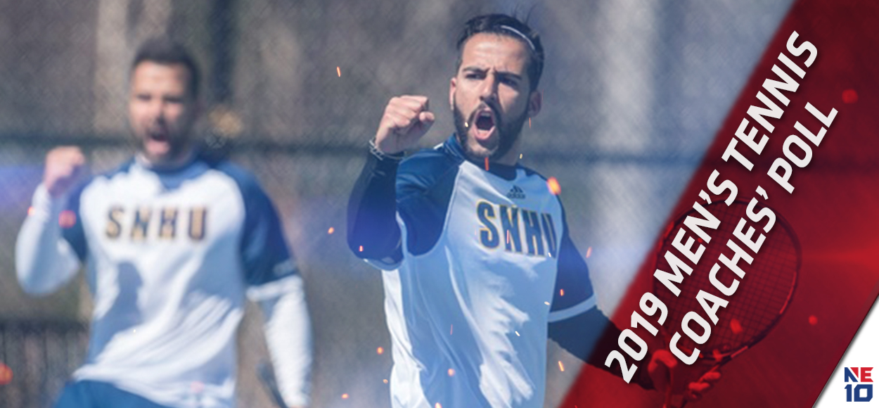 SNHU Voted to Repeat as NE10 Champion in Men's Tennis Coaches' Poll