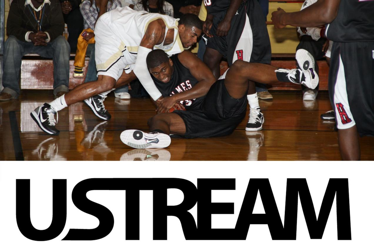 Ten basketball games to be broadcast on Ustream - Holmes ...