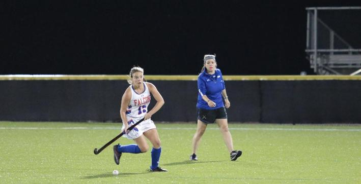 Fulton leads Field Hockey to season-ending win over Oberlin