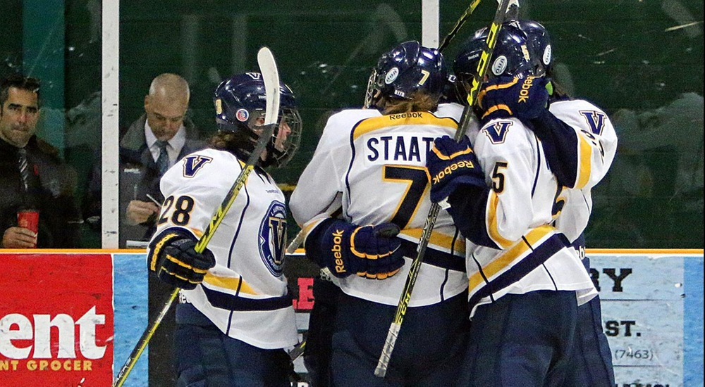 WHKY | Veerman Leads Voyageurs to Victory