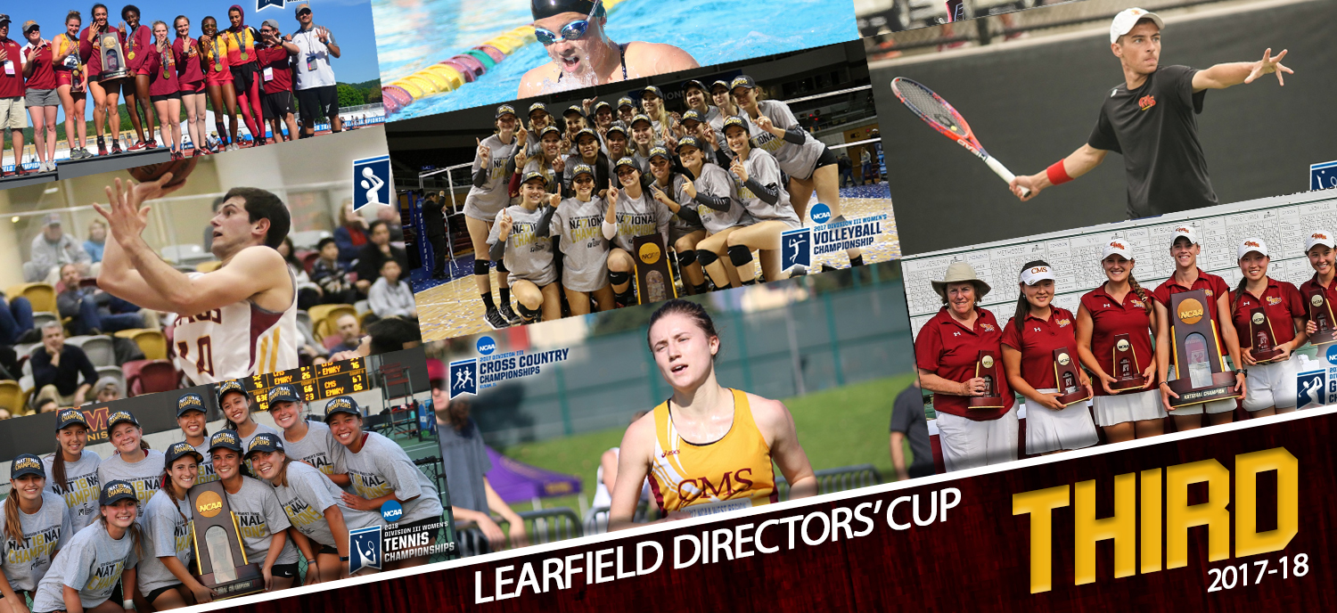 CMS has another record year in the Directors' Cup standings