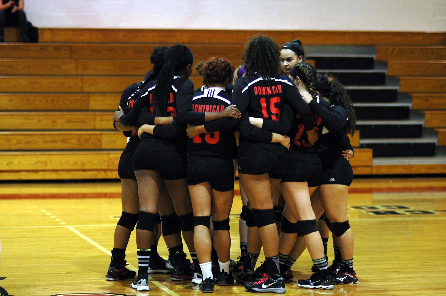 LADY CHARGERS DROPS NON-CONFERENCE MATCH TO BLOOMFIELD COLLEGE