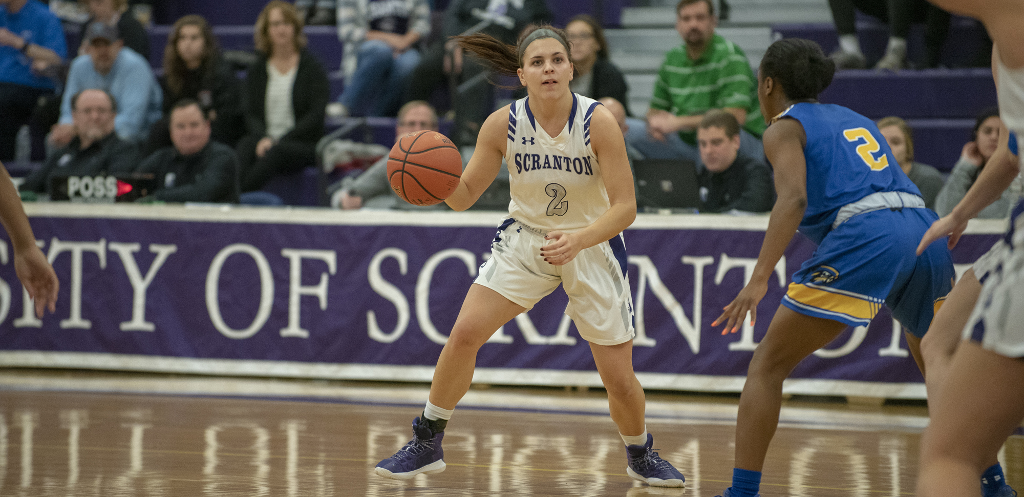 No. 3 Lady Royals Pull Away From Ursinus in Season-Opening 75-64 Win