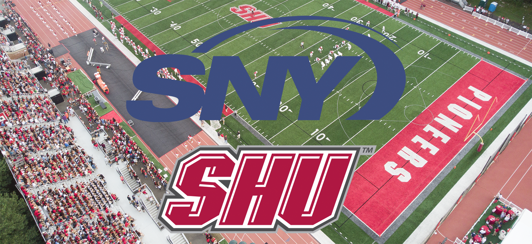 SHU will air at least six games live during the 2019-20 season on SNY.