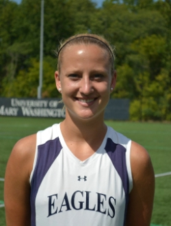 UMW's Morgan Jones Named to NFHCA Division III Senior Game