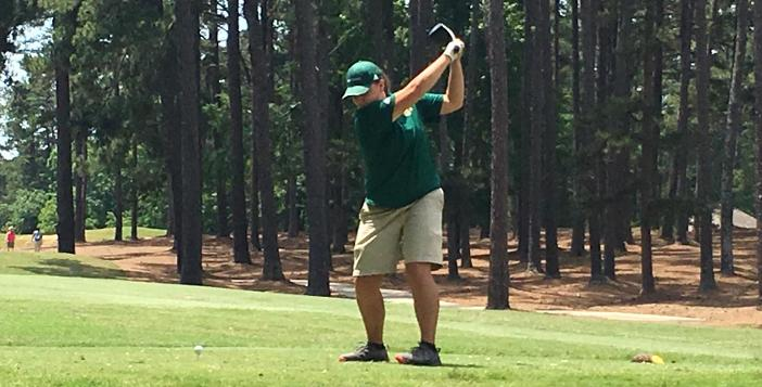 Ware's Sutton Rollins Competes Well at GSGA Championships