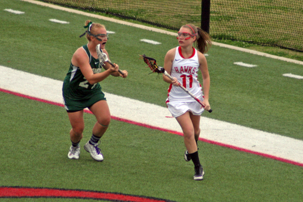 Women's lacrosse falls in close battle with Birmingham-Southern