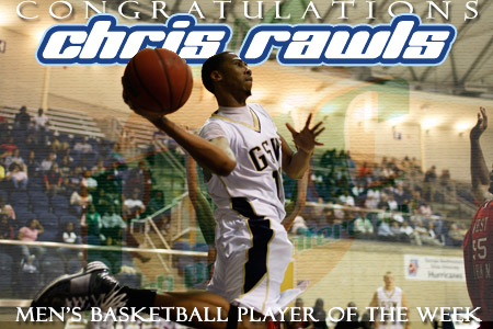 Rawls earns PBC Player of the Week honors
