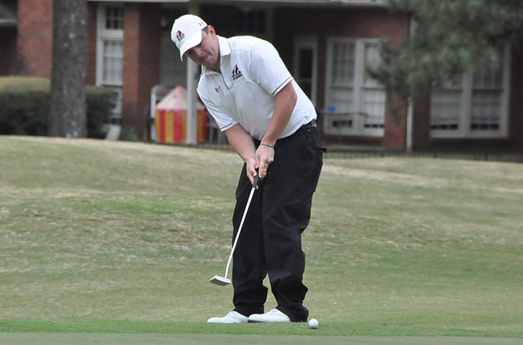 2017-18 in Review: Ben Womack becomes third Panther to earn USA South Golf Rookie of the Week honors