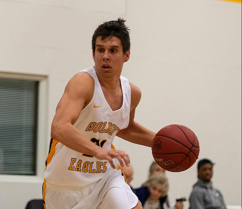 Kyle Cabs Double-Double Not Enough as Rattlers Down Golden Eagles