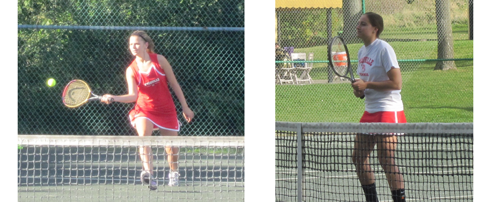 Tennis Takes on Fredonia State