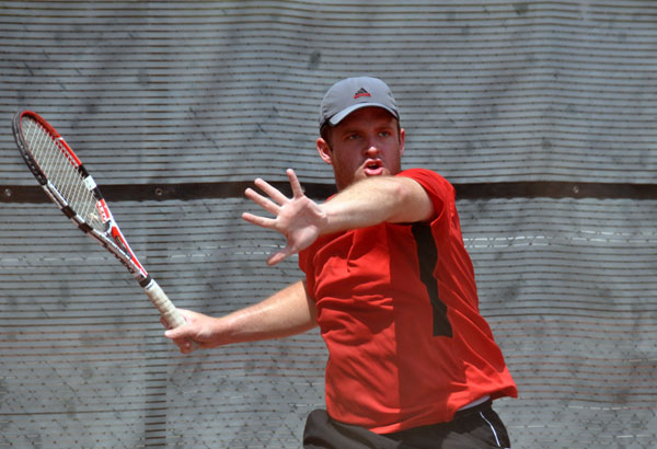 Men's Tennis: Panthers lose GSAC weekend matches
