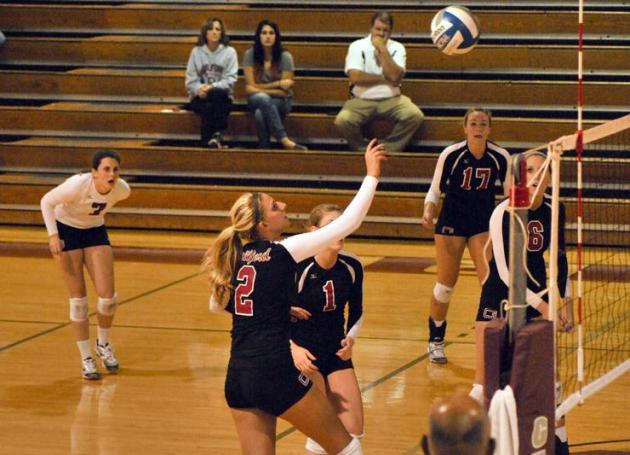 Guilford Falls to William Peace, 3-0, in Season Finale
