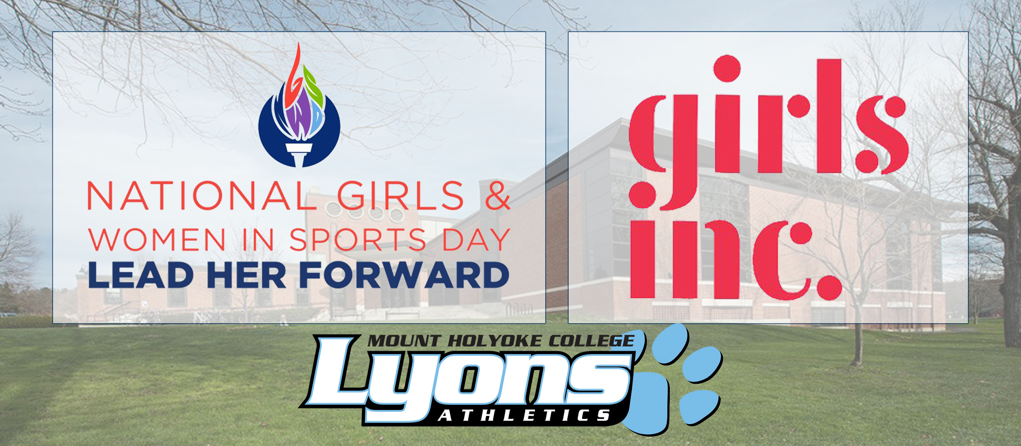 Mount Holyoke College to Celebrate National Girls and Women in Sports Day on February 8